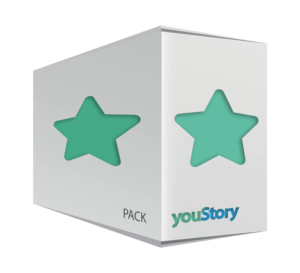 Pack de publication Editeur youStory