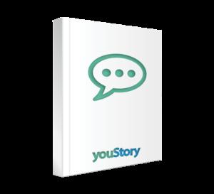 Prestation de promotion de livre youStory