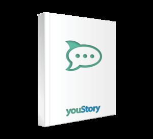 Prestation de promotion de livre premium youStory