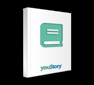 Prestation de création de livre youStory
