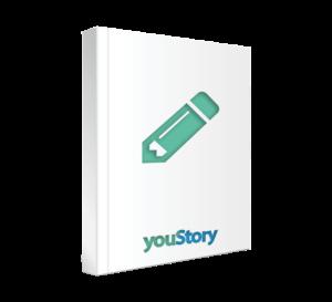 Prestation d'écriture et de correction de livre youStory