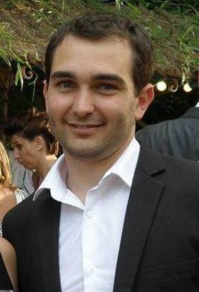 Yoann Faure, auteur du roman Le bruit des étoiles