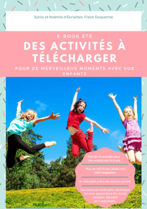 Couverture ebook Montessori été 2020