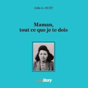 Couverture livre audio Maman tout ce que je te dois