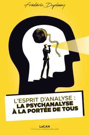 4e de couverture L'esprit d'analyse de Frederic Duplessy