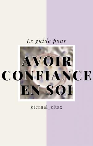 Couverture ebook Avoir confiance en soir de eternal_citax