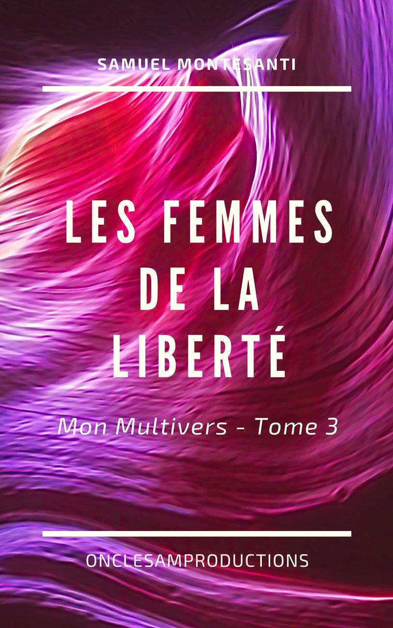 Couverture Les femmes de la liberté