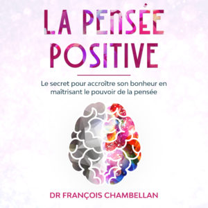 Couverture livre audio la pensée positive