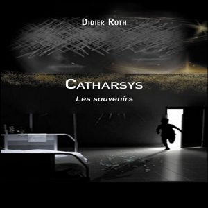 Couverture livre audio Catharsys