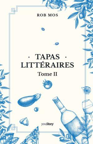 Couverture Tapas Littéraires Tome II