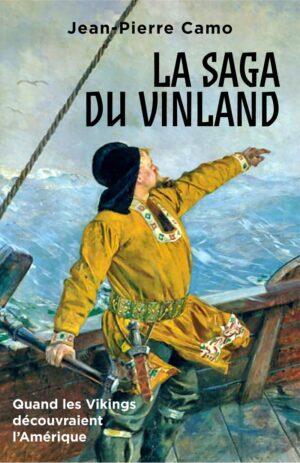 Couverture La saga du Vinland