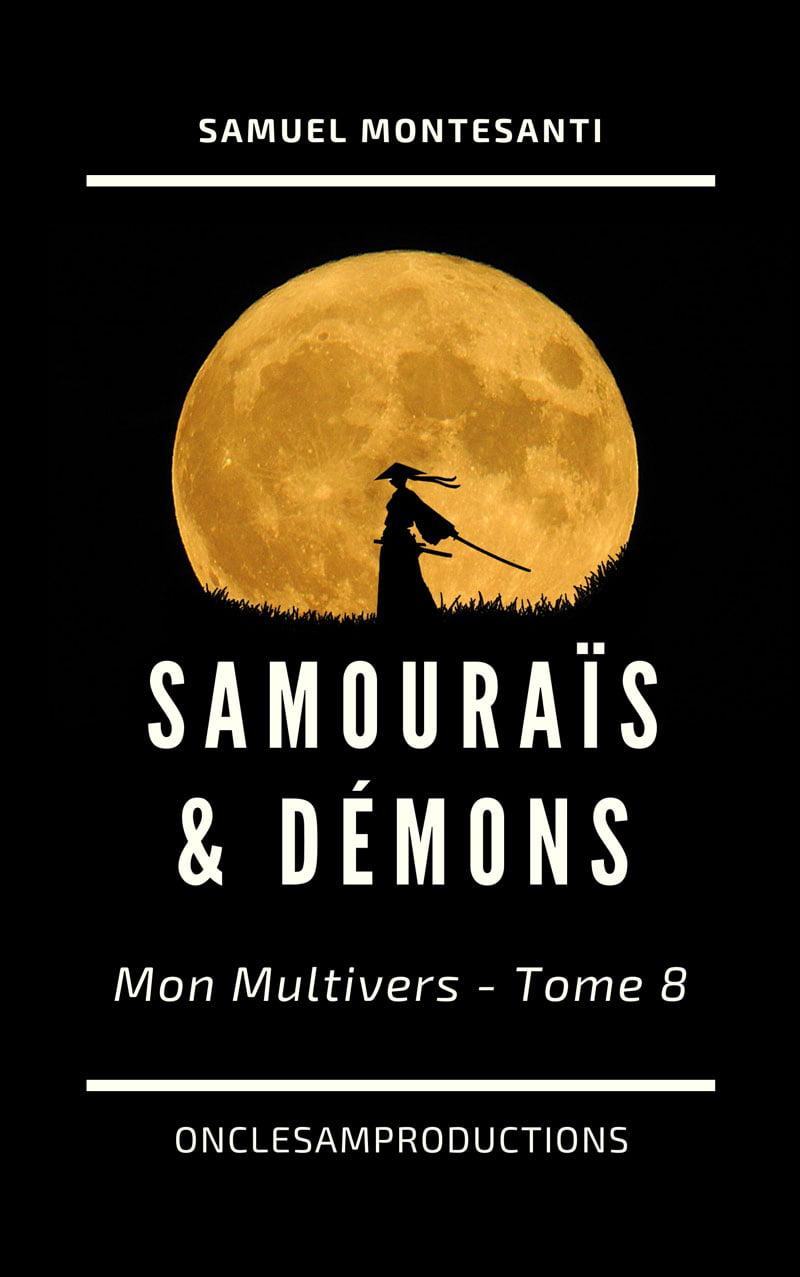 Couverture Samouraïs et Démons